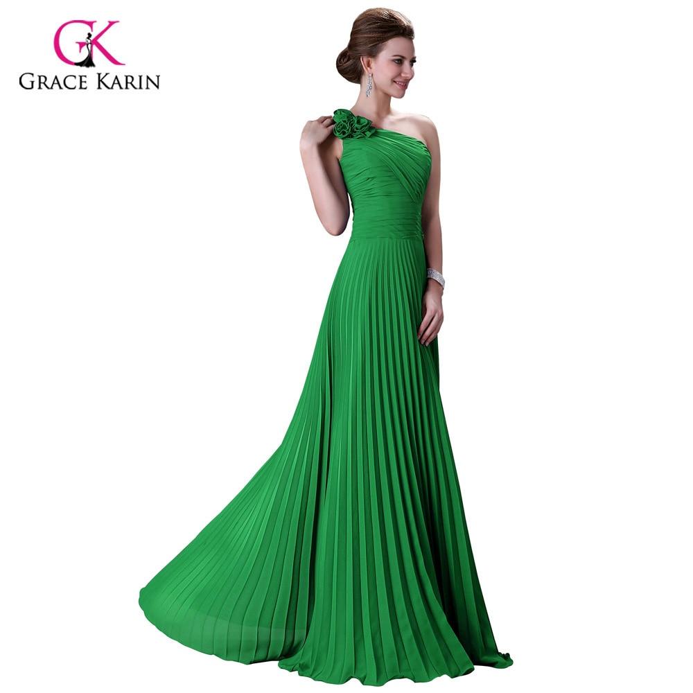 Großartig Grün Chiffon Abendkleid Galerie - Brautkleider Ideen ...