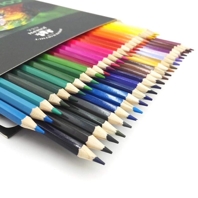 Professional wooden 48/72 Colored Pencils set school ...