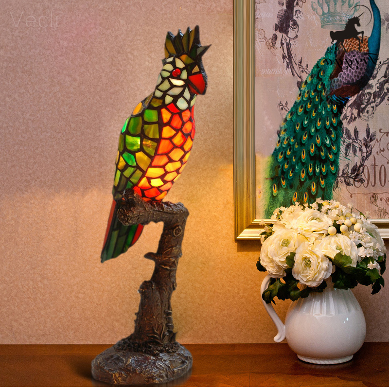 parrot table lamp (10)