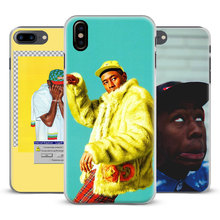 Tyler The Creator rapper mobile Phone Case Cover Shell For Apple