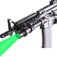 Drop Verzending Ar 15 Gun Hunting Hoge Macht Groene Laseraanwijzer 100 Mw Tactical Laaser Benamingscode