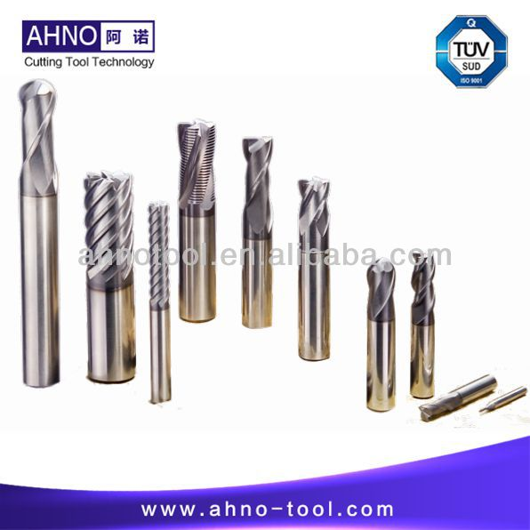 1 bag of  Carbide Square End Mills Cutter For General  Material below HRC50 Free shipping
