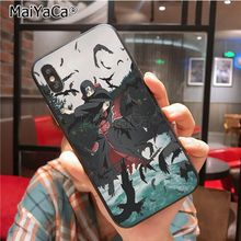 Naruto Luxury Vertical iPhone Back Cover Case for iPhone X