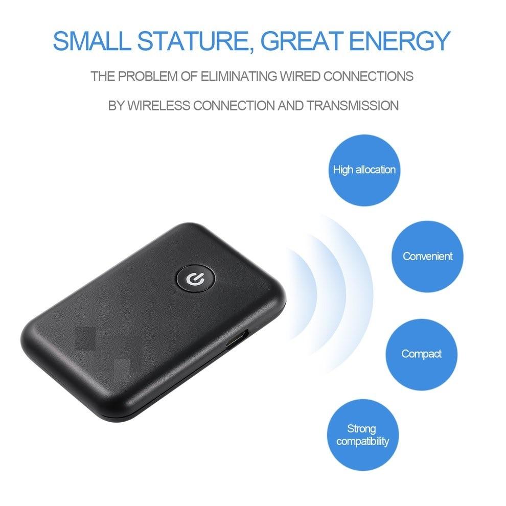все цены на 5pcs Bluetooth Receiver Transmitter Two In One Wireless Bluetooth 4.2 Music for YU-106 онлайн