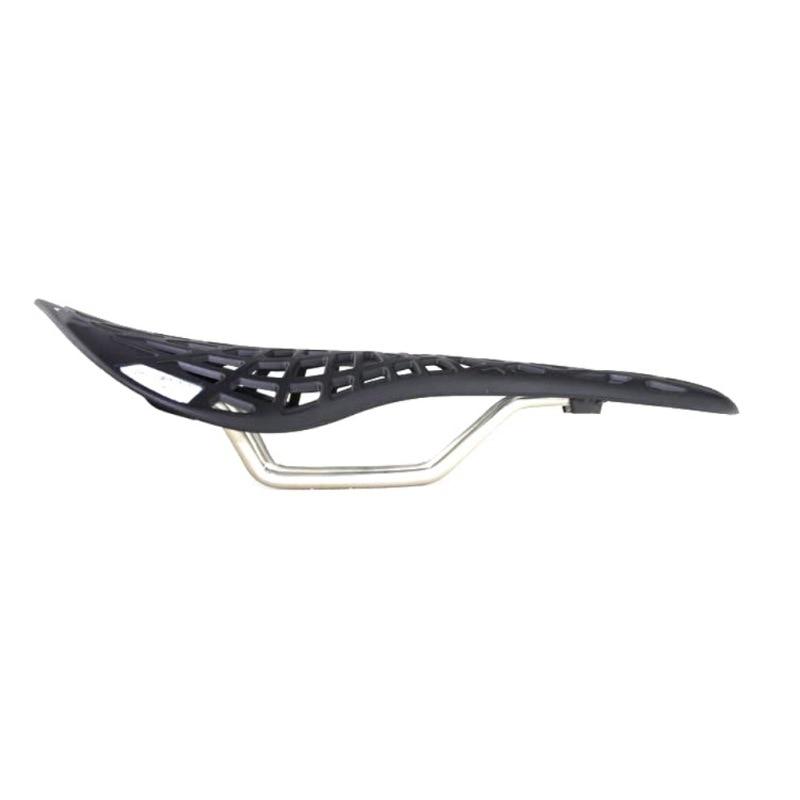 Bicycle Seat Road Bike Saddle Shock-absorbing Cobweb Cushion 40 Diversion Holes