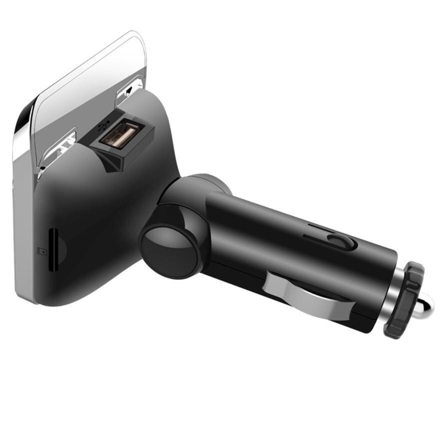 CARPRIE Fashion FM12B 1.4 Inch Screen Display USB Charging Wireless FM Hands-Free Vehicle MP3 New Dropshipping July 5