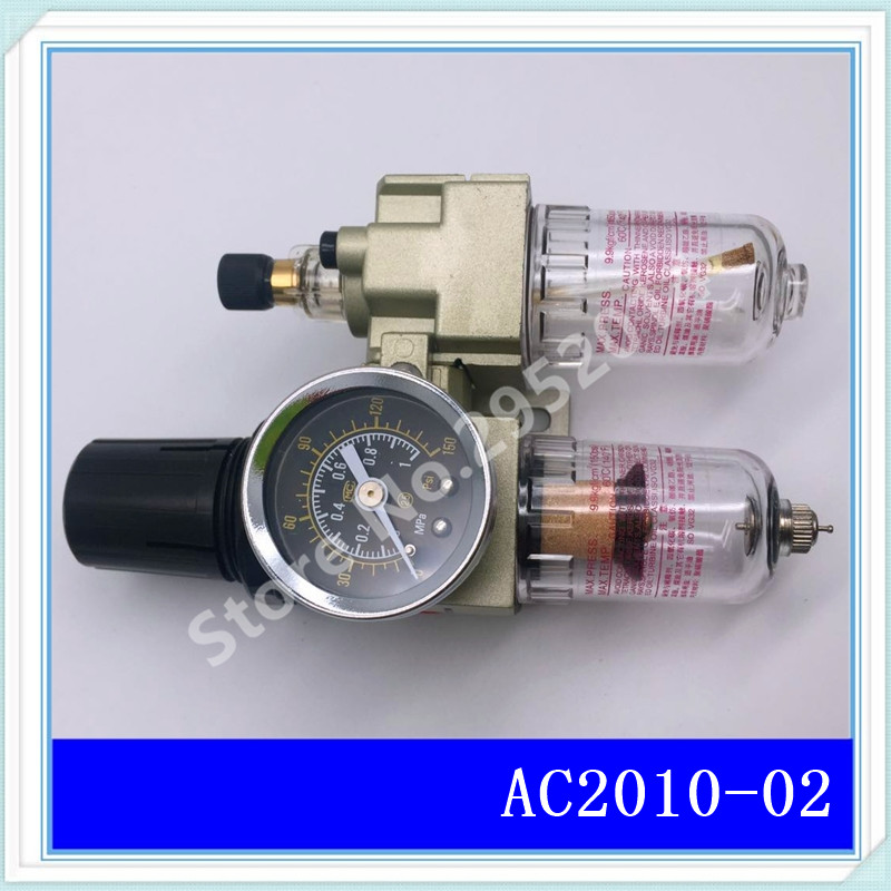все цены на AC2010-02 Oil and water separator filters Air compressor regulating valve Two air filters AW2000-02+AL2000-02