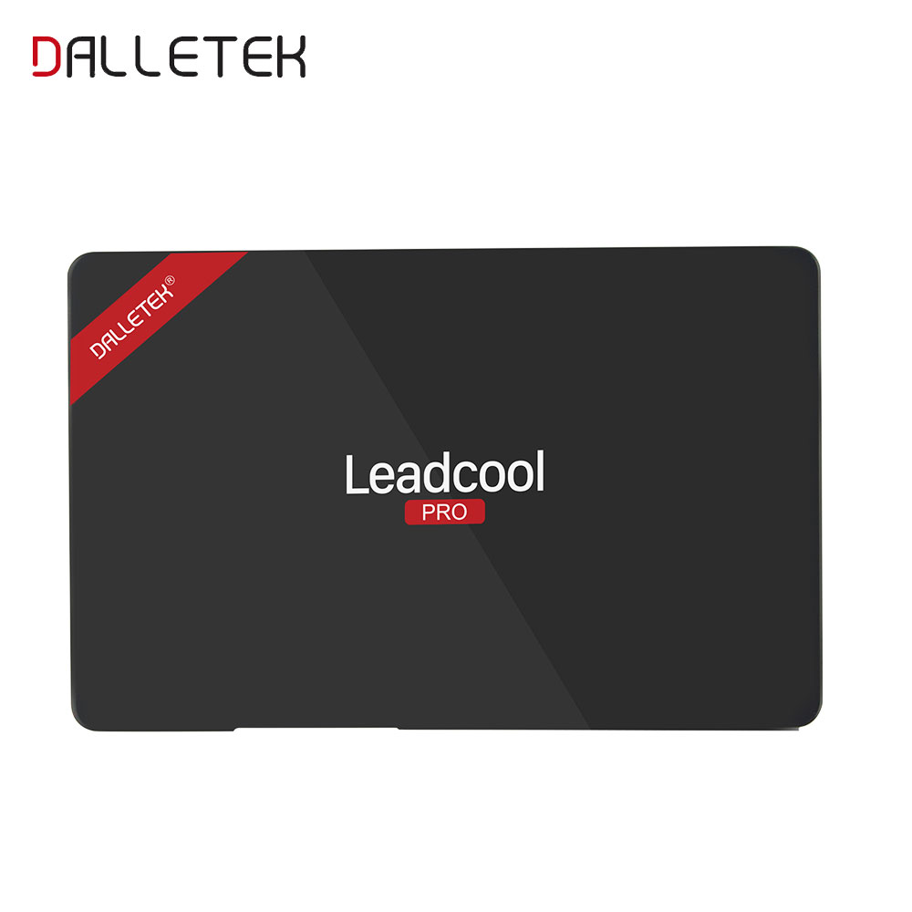 Leadcool Pro Smart Android TV Box 4K H.265 French Arabic QHDTV PRO TV Box Smart Android 6.0 Amlogic S905X 2GB 16GB Media Player