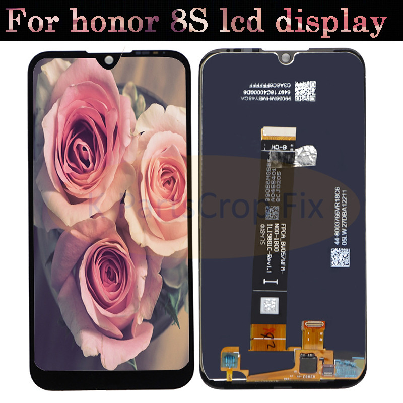 Original For Huawei Y5 2019 LCD Display Digitizer Assembly AMN LX9 AMN LX1 AMN LX2 AMN