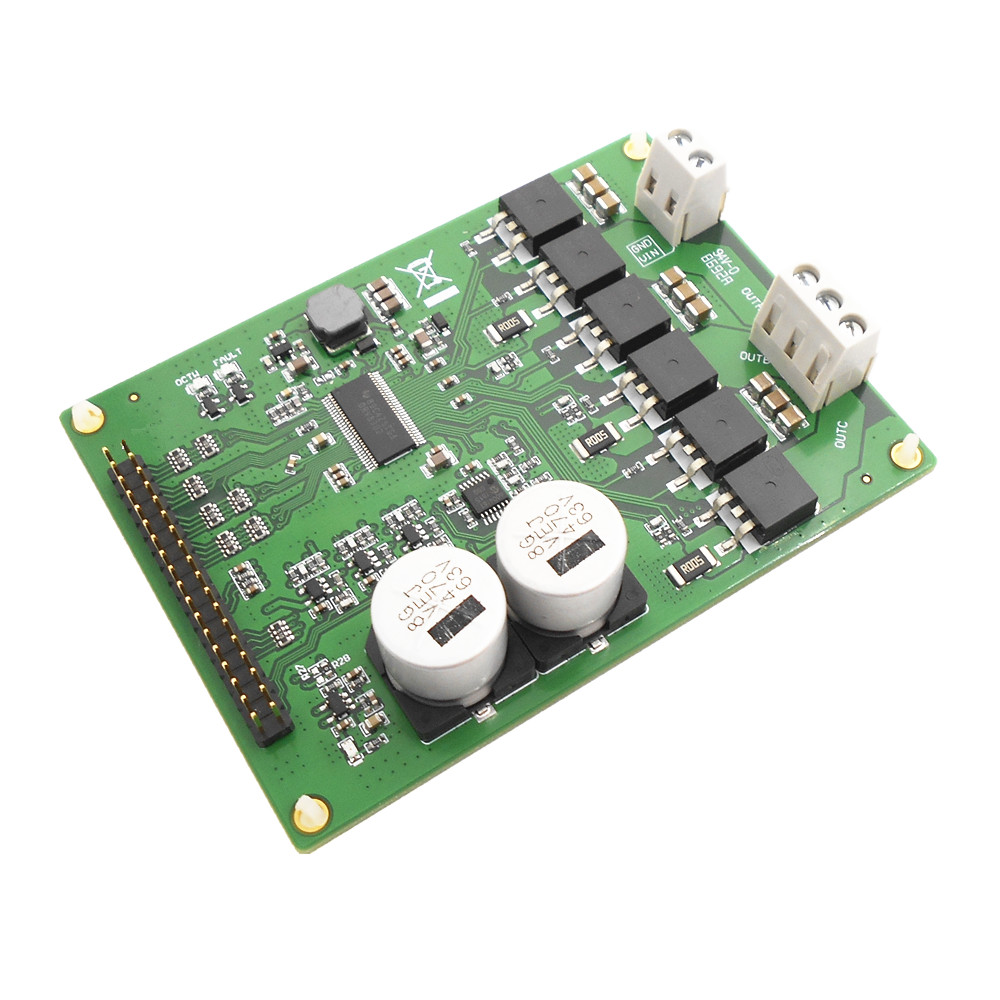 DRV8302 high power motor drive module for ST FOC vector control BLDC brushless PMSM drive