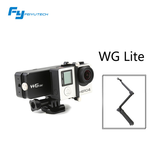 Feiyutech most cost-effective stabilizer FY-WG Lite single axis wearable gimbal