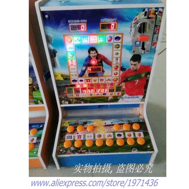 Zambia Botswana Like Coin Operated Mini Fruit Casino Gambling Jackpot Arcade Games Slot Machines For The Bars