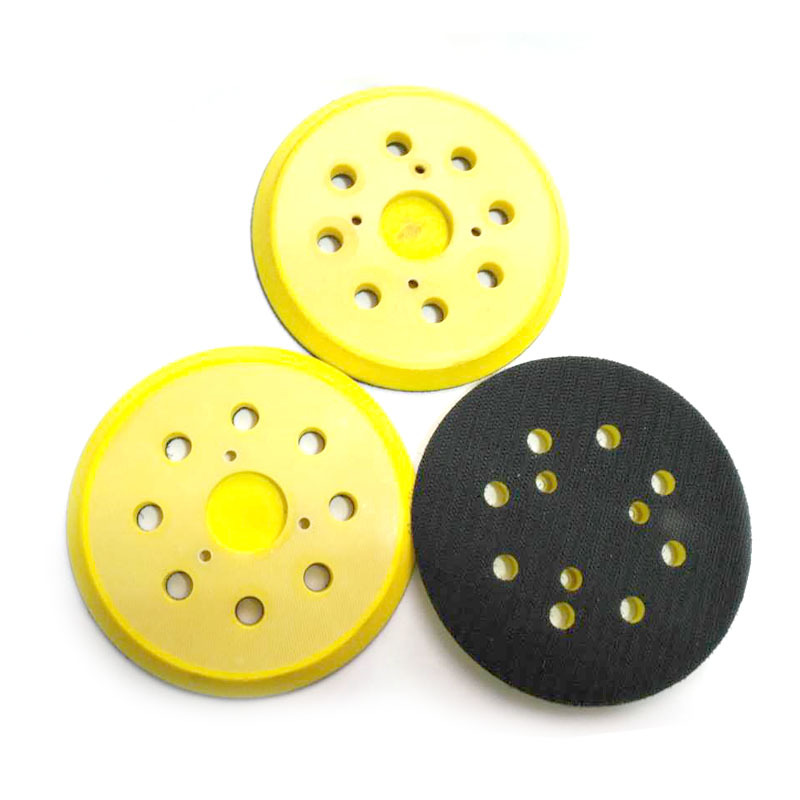 5 Sanding Pad 8 Hole Polishing Disc 125mm Polishing Plate 5 Grinding Disc5 Sanding Pad 8 Hole Polishing Disc 125mm Polishing Plate 5 Grinding Disc