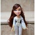 1 pc/lote Alta Qualidade 10.5 Polegada Bratz MGA Mini Lalaloopsy Boneca Grande Olho Brinquedos Para Meninas Brinquedos Clássicos Do Bebê Reborn 27 cm