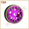 CRA Rendimiento-Púrpura Cam Gear/Cam Polea/Sincronización Sproket ajuste para PROTÓN GEN2