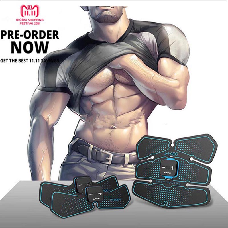 Smart Abdominal Stimulator Training Muscle Fitness Exerciser Home GYM Slimming Equipment Multifunctional Massager Device HotSmart Abdominal Stimulator Training Muscle Fitness Exerciser Home GYM Slimming Equipment Multifunctional Massager Device Hot