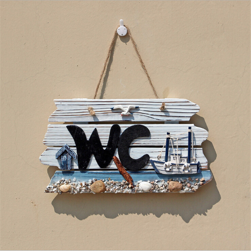 Bathroom Signs Wholesale online buy wholesale wooden bathroom sign from china wooden
