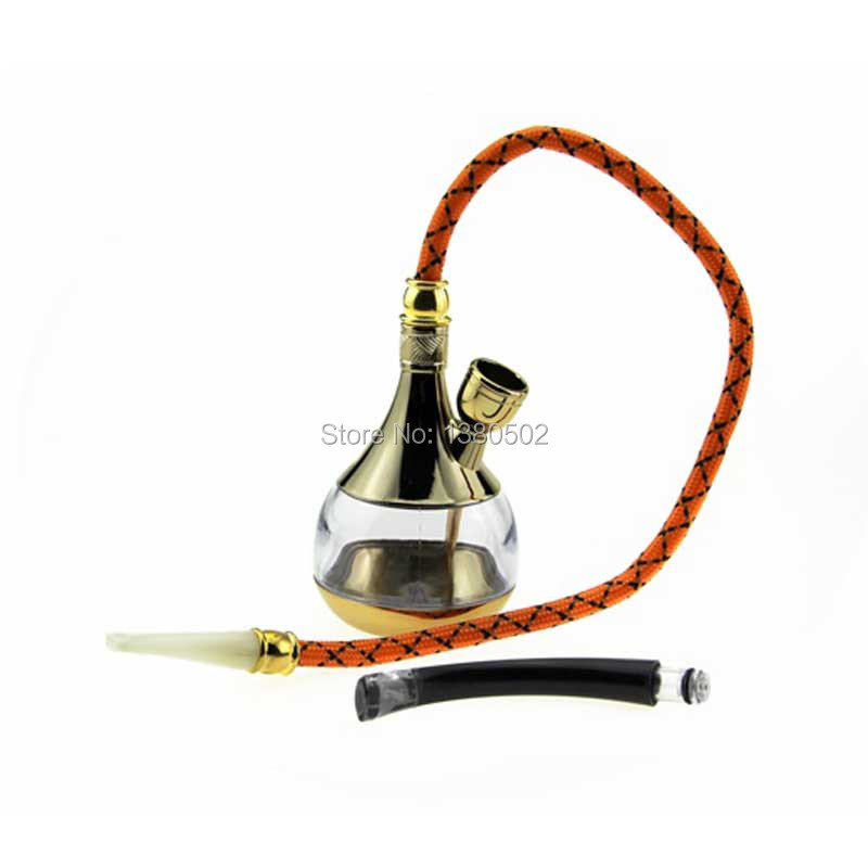 Selling High Quality tobacco cigarette smoking pipe hookah For Healthy Gifts Smoke Pipe Water Shisha Pipe