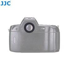 JJC yuvarlak vizör koruyucu mercek vizör Nikon D850 D810A D810 D800E D800 D700 D500 D5 yerine Nikon DK 17 göz bardak