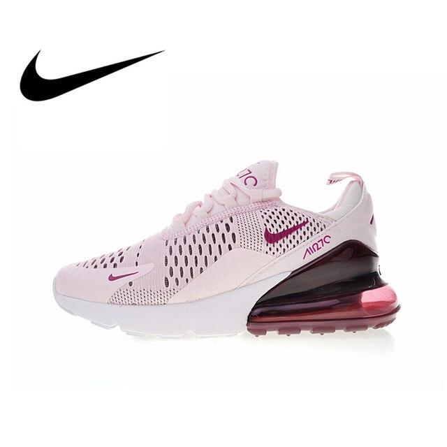 online store ce420 c9057 Original authentique Nike Air Max 270 femmes chaussures de course baskets  Sport en plein Air jogging