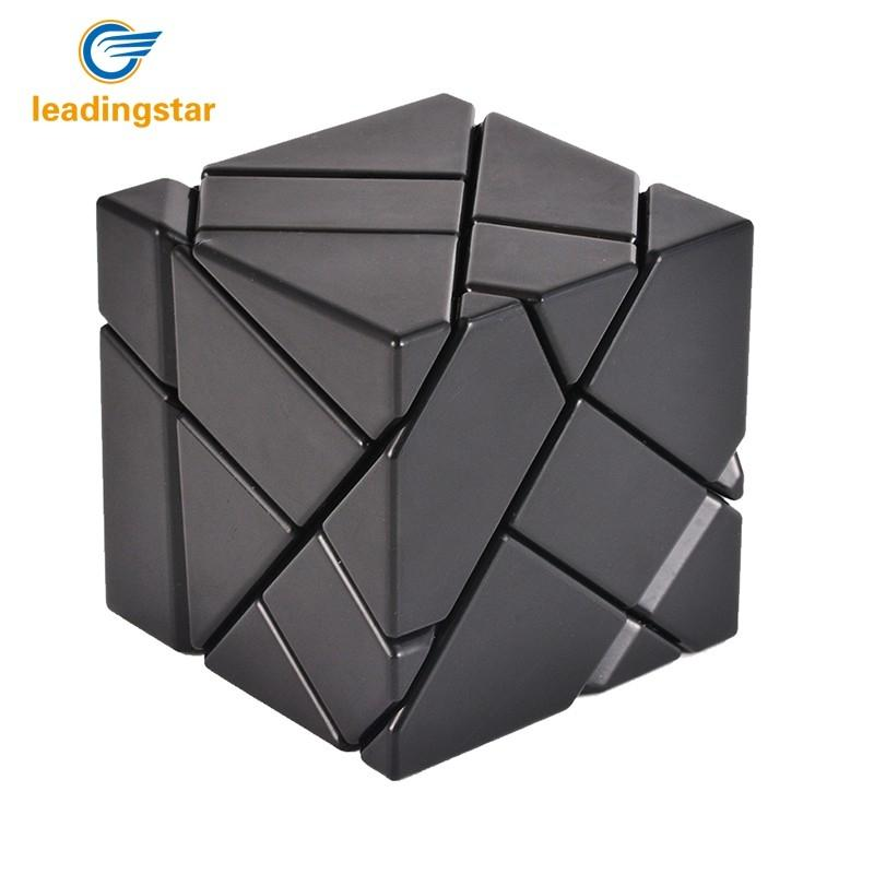LeadingStar Magic Newest Ghost Speed Cube 3rd Abnormity Stickerless Intelligence Puzzles and Best Educational Toys For Boys Gift best ghost 60