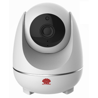 Smart WIFI PTZ HD IP Camera With Intelligent Cruise For 360 Degree Monitoring Auto Tracking Mode