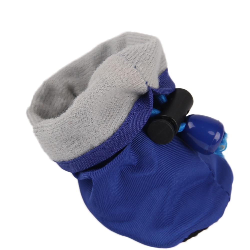 Pet Musim Dingin Sepatu Anjing Hangat Musim Semi Musim Gugur - Produk hewan peliharaan - Foto 3