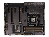 Asus SABERTOOTH Z97 MARK 1 рабочего Материнская плата Z97 разъем LGA 1150 i7 i5 i3 DDR3 32 г SATA3 ATX плата
