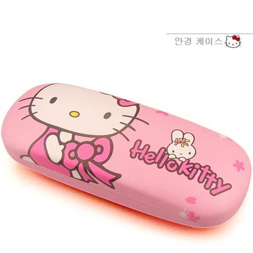 Милый Чехол для очков hello kitty yey-P57