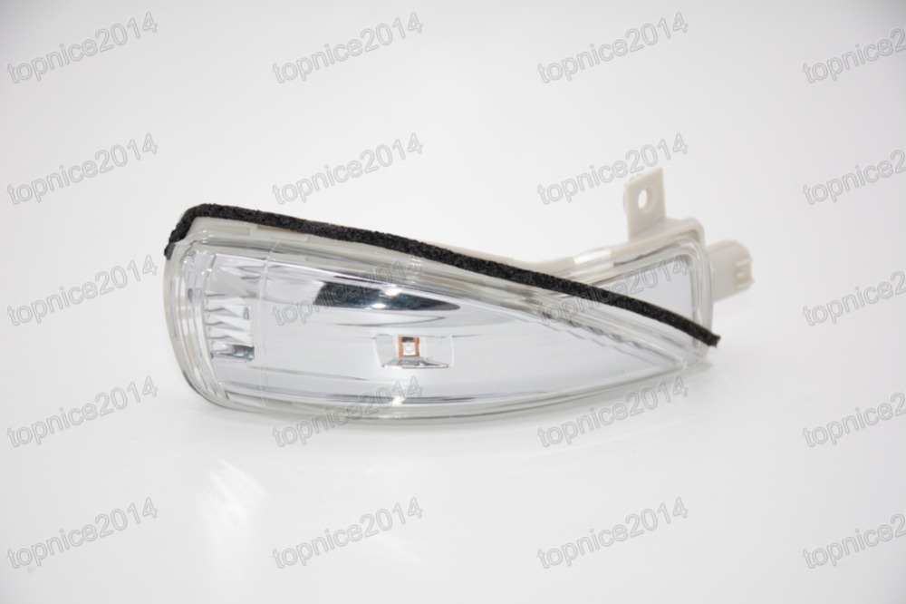 1 Pcs Right Side Rear View Mirror Turn Signal Light Indicator Lamp Light Car Styling for Mazda 6 2.0L 2008 car styling for mercedes benz a160 a180 a200 b160 b180 b200 w169 w245 rear view mirror turn signal lamp left right light