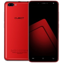 CUBOT Rainbow 2 Smartphone 5.0 Inch HD MTK6580A Quad Core 1GB RAM 16GB ROM Cell Phone Dual Rear Cameras Android 7.0 Mobile Phone