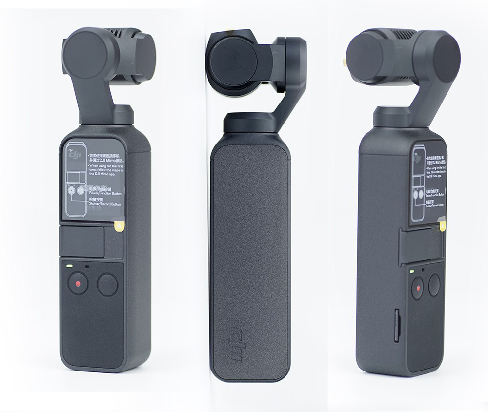 DJI Osmo Pocket 3 axis stabilized 4