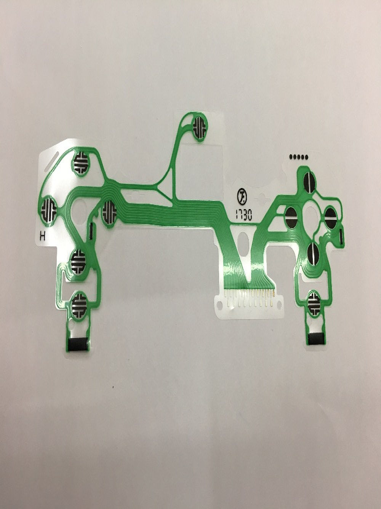 100pcs lot original for ps4 new type controller jdm 050 jdm 055 keypad button ribbon flim