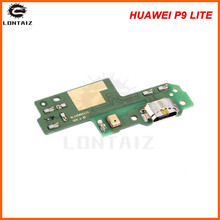 New Original USB Dock Connector Charging Port Flex Cable Board For Huawei P9 Lite G9 Lite Replacement Parts