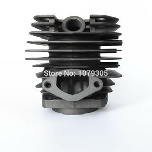 Image 5 - 4500 45CC Chainsaw cylinder and piston kit dia 43mm