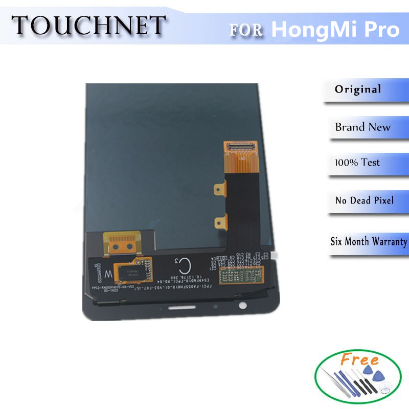 ФОТО Excellent HD Screen LCD With Digitizer Touch Screen Assembly For HongMi /Red Mi/XiaoMi Pro Smartphone