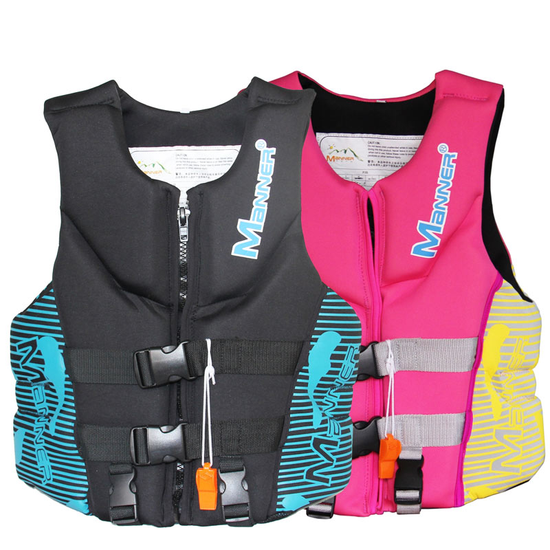 Professional motorboat vest adult life vest font b SWIMMING b font clothing and Water sports life