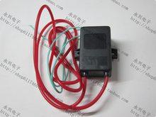 1 pcs AC 220 v saída de Alta tensão de ignição para fogão de injeção eletrônica de combustível gerador de impulsos de alta tensão 15kv