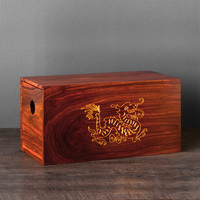 Super Drawer Box Professional (ROSEWOOD EDITION) Stage Magic Tricks Classic Magia Toys,Illusions,Object Appearing in Box Magie