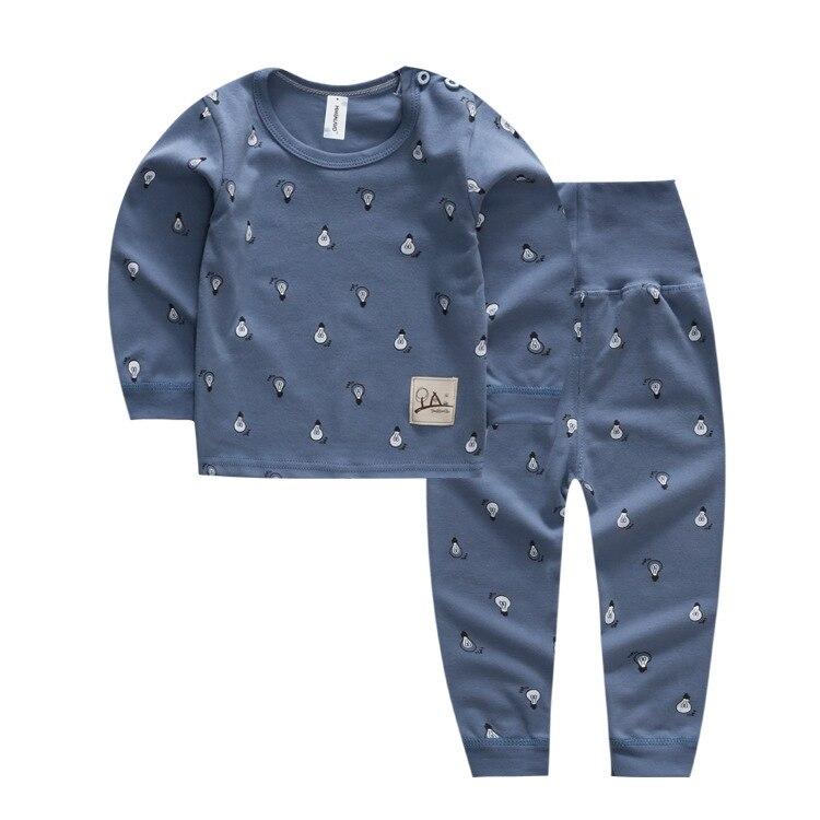 2018 Brand Sports suit boy girl autumn childrens sweatshirts clothing toddler sportswear Underwear Long-sleeved T-shirt Trousers