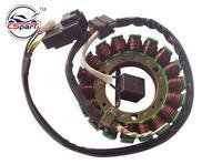 CF500 CF188 500CC CFmoto 500 CF600 UTV ATV Magneto estator bobina 12 V 18 bobinas 0180-032000