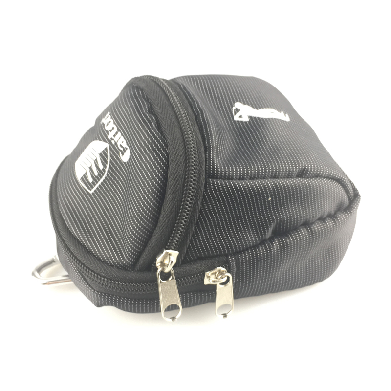 Mini Golf Ball Pouch Waist Pack With Hook Can Hold 6 Golf Balls Free Shipping
