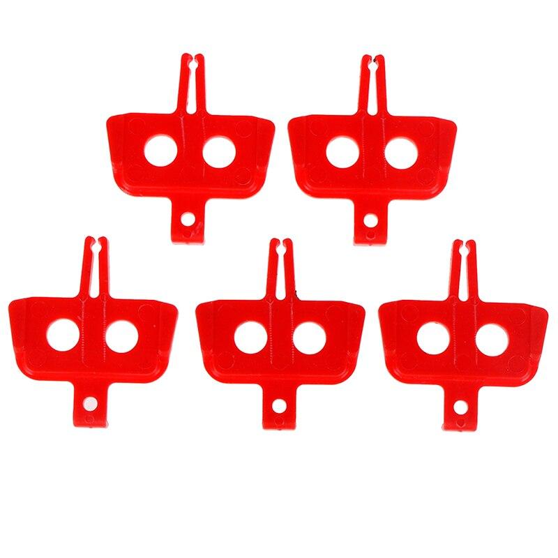 5 unids/lote de pastillas de freno de disco hidráulico espaciador de freno de bicicleta Instert, espaciador de freno de disco, piezas de bicicleta MTB, espaciador de freno de bicicleta