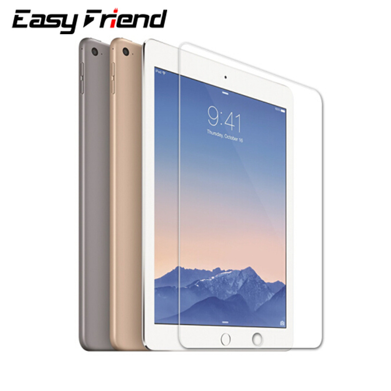 For Apple IPad 2 3 4  IPad2 IPad3 IPad4 A1460 A1458 A1395 A1396 Tablet Tempered Glass Protective Film Guard Screen Protector