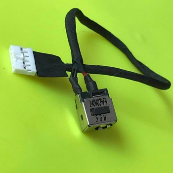 New Laptop For Lenovo B470 B470E B475 B475E V470 DC Power Jack Charging Cable Wire Cord image