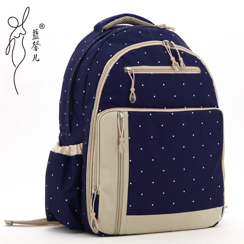 Sac à dos bébé sacs pour maman couche sac à dos pour voyage bebe momie sac nappy sacs à dos bebe multifonctionnel maternidade