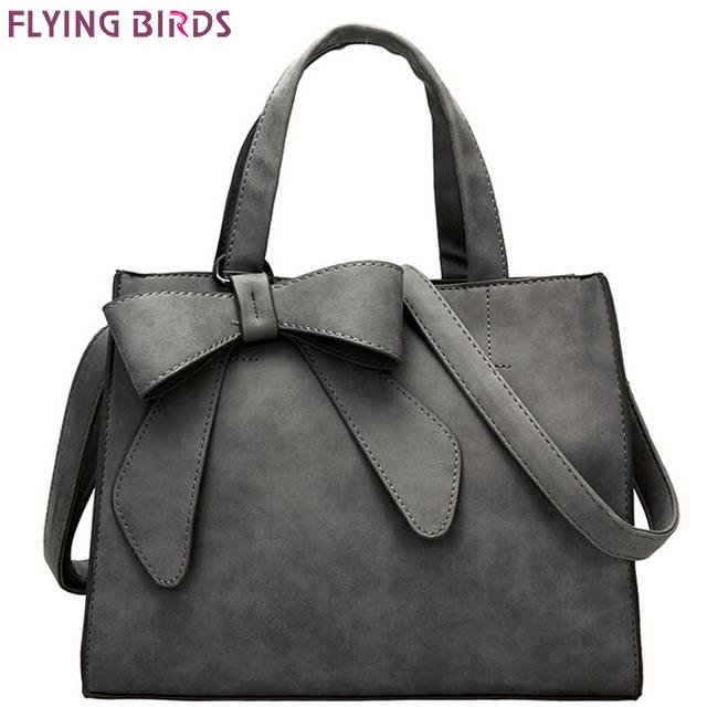 PÁJAROS de VUELO bolso de las mujeres para el bolso de las mujeres famosas marcas tote cross body bolsos del mensajero del arco de las mujeres señoras del diseñador del monedero LS4934fb