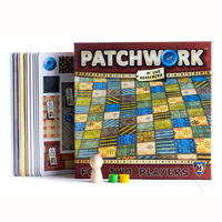 Patchwork Board Game 2 Players Family Party Best Gift For Children Battle Game Indoor Entertainment
