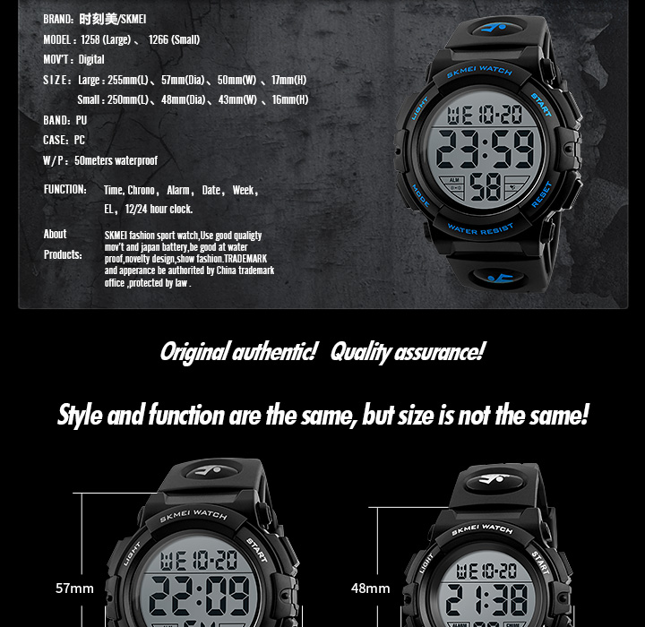 HTB1sN00XwvD8KJjSsplq6yIEFXa4 - SKMEI Brand Children Watches LED Digital Multifunctional Waterproof Wristwatches Outdoor Sports Watches for Kids Boy Girls