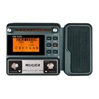 MOOER GE100 гитарный мультиэффектный процессор педаль эффектов с петлей записи настройки нажмите темп ритм настройки масштаб и Chord урока